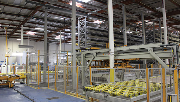 Vt Industries A Mass Producer Of Quartz Countertops Laser