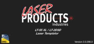 LaserTemplatorUpdatev290