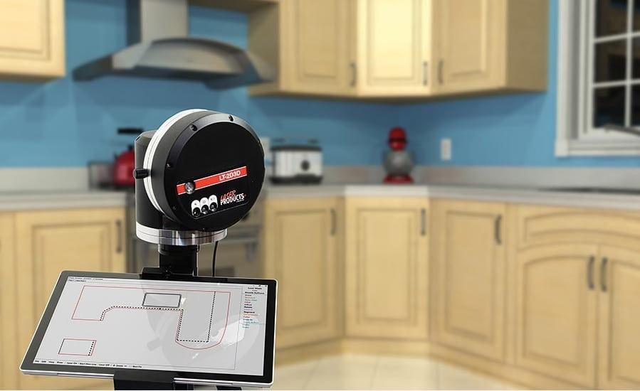 laser products countertops