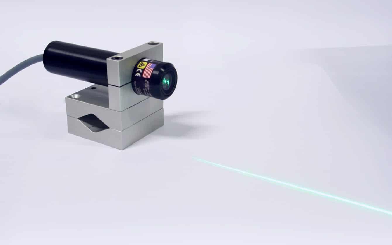 GS-40 Saw laser