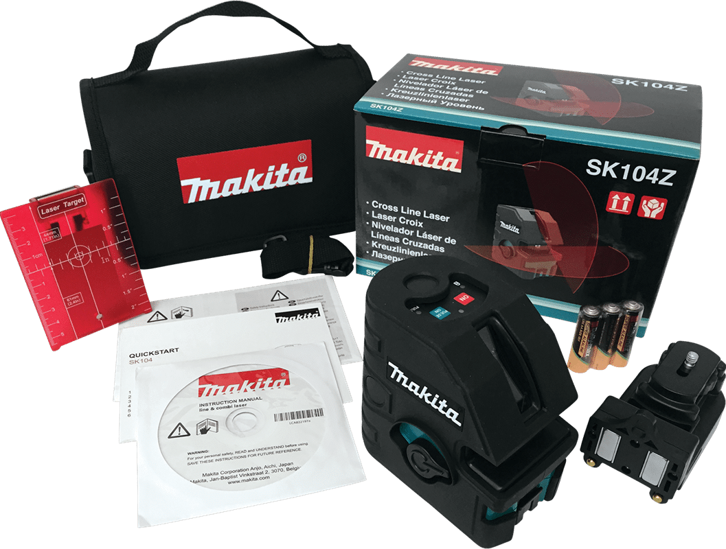 makita crossliner laser kit image laser products