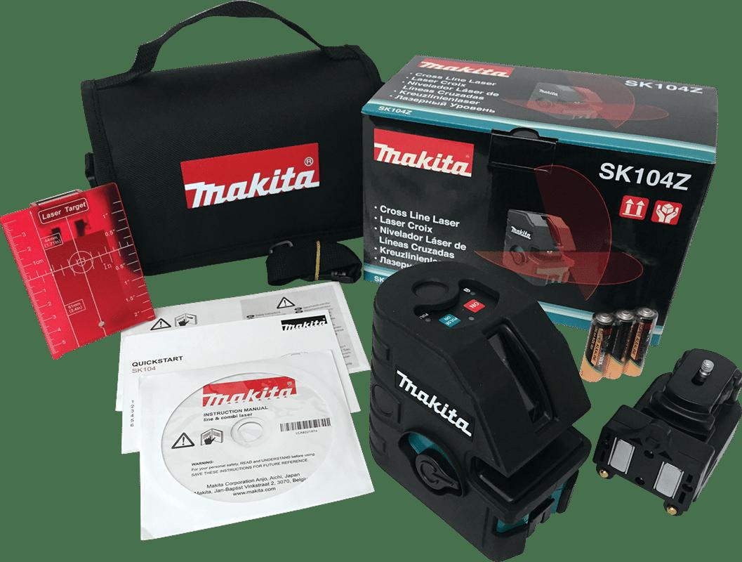 makita crossliner laser kit image laser products